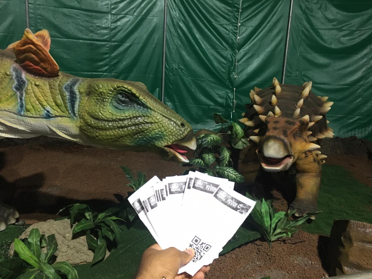 "Photo of #Morelia Estos Son Los Ganadores De Cortesías Changoongueras Para ""Mundo De Dinosaurios"""