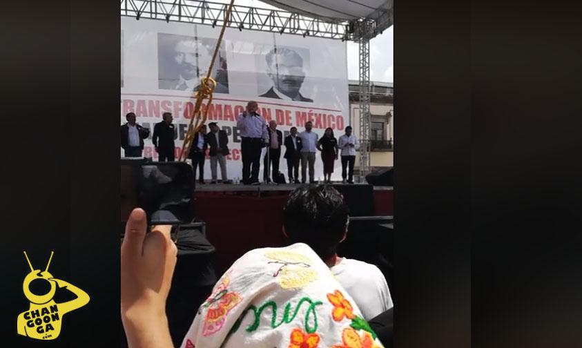 Photo of #Morelia Finaliza Mitin De Agradecimiento De López Obrador