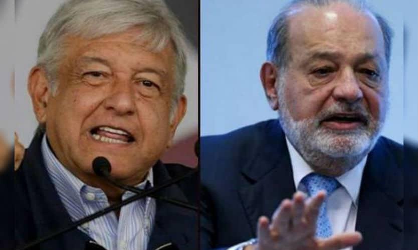Photo of Carlos Slim Envió Carta A AMLO Para Impedir Que Cancelara Obra En Texcoco