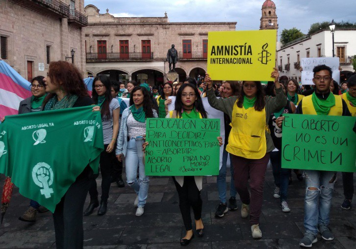 Photo of Michoacán Esta Listo Para Debatir Aborto Legal: Ombudsman