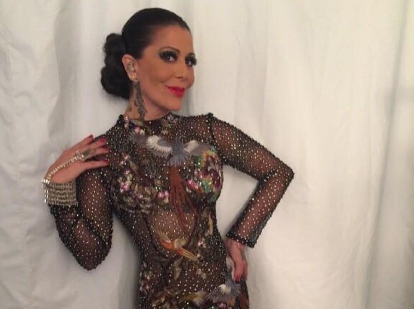 Photo of Critican A Alejandra Guzmán En Instagram Por Transformar Su Rostro