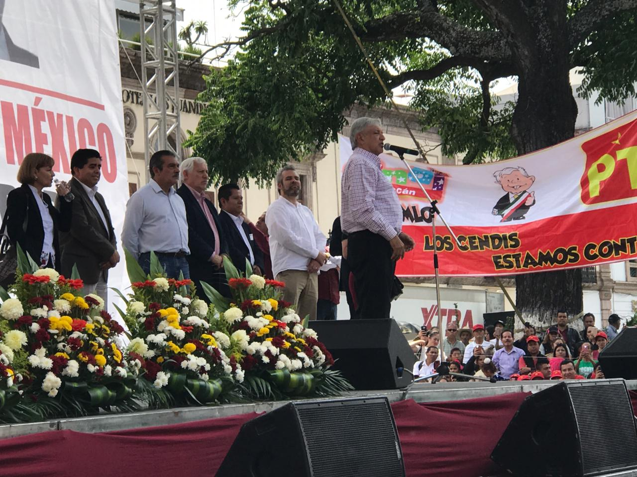 Photo of PRIAN Se Acabo El País Por Eso Diputados Se Tendrán Que Ajustar Salario: AMLO