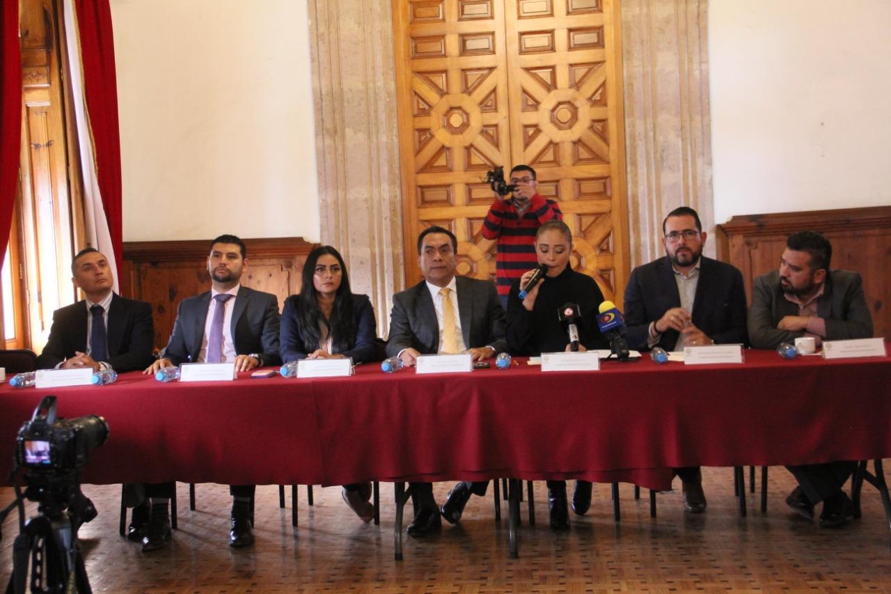 Photo of #Michoacán Con 70 Iniciativas Y Propuestas PRD Presenta Su Agenda Legislativa