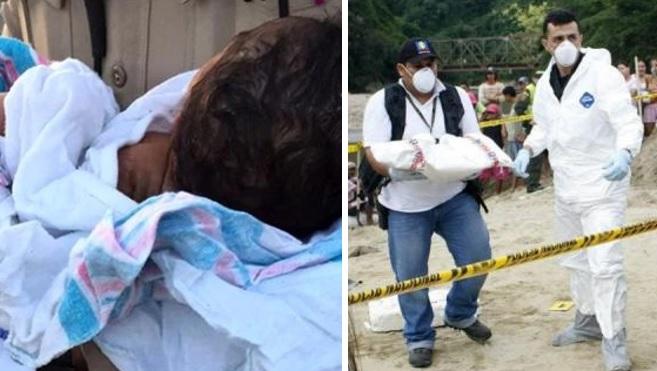 Photo of ¡Mundo Enfermo! Bebé Es Apuñalada Y Horneada Por Su Abuela