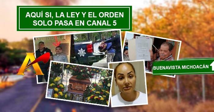 Photo of Buenavista, Michoacán En Completa Ingobernabilidad