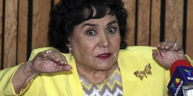 Photo of #Video Carmen Salinas Acusa A Chofer De Maluma De Quererla Atropellar