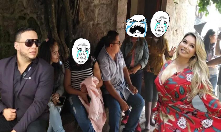 """Photo of #Morelia """"Chiquis"""" Rivera Deja Plantados De Nueva Cuenta A Morelianos"""