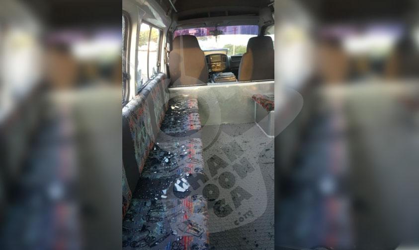 Photo of #Morelia Sufre Terrible Ataque Transporte Privado De UNLA Jóvenes Resultan Lesionados