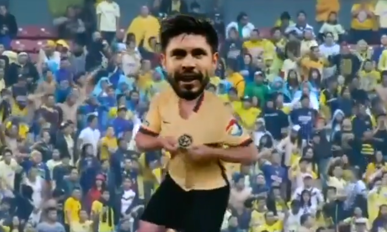 Photo of #Video Afición Americanista Le Arma Su Cumbión A Oribe Peralta