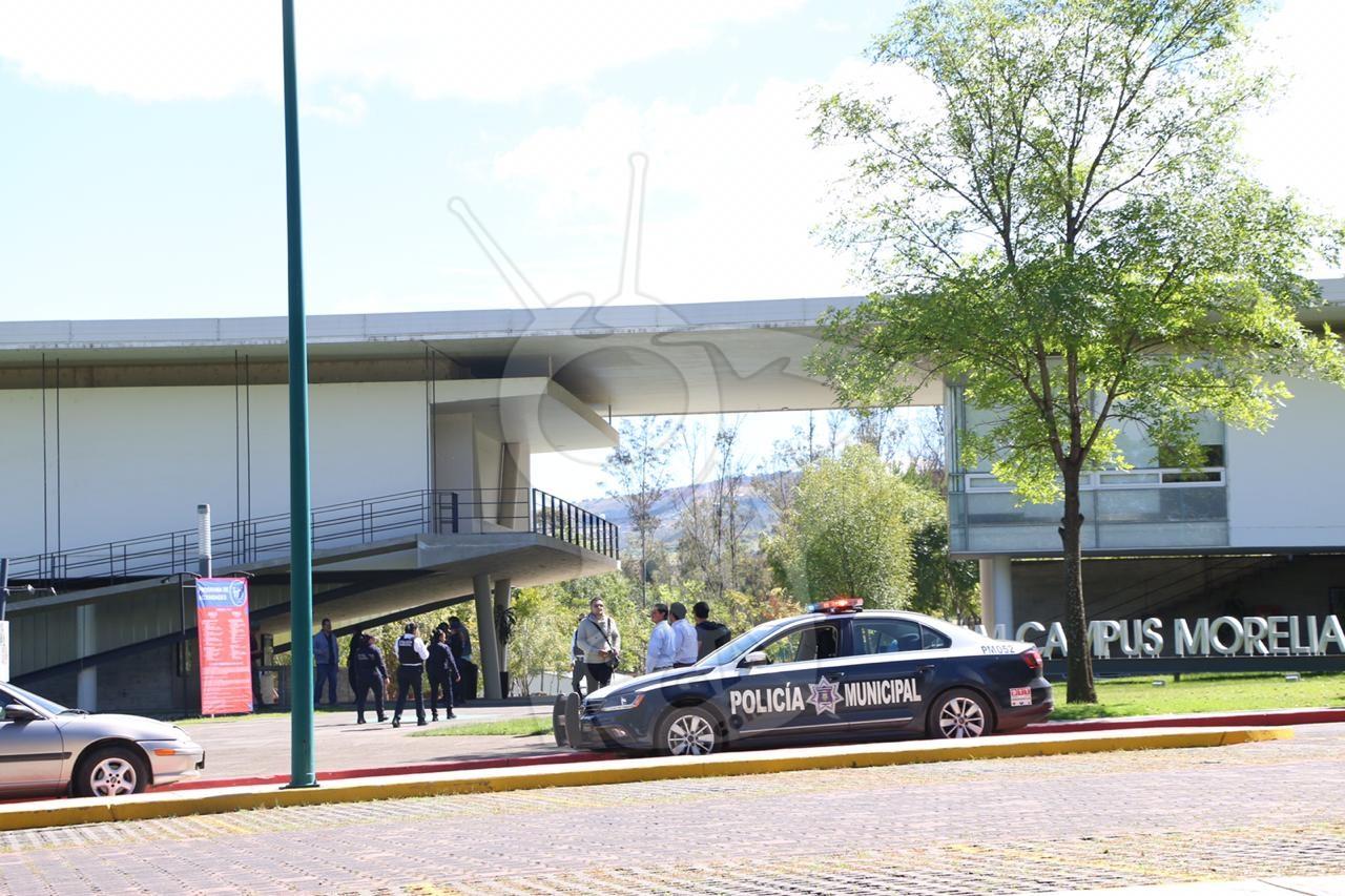 Photo of #UNAM Grupo Delta Y Binomios Investigan Amenaza De Bomba En ENES Morelia