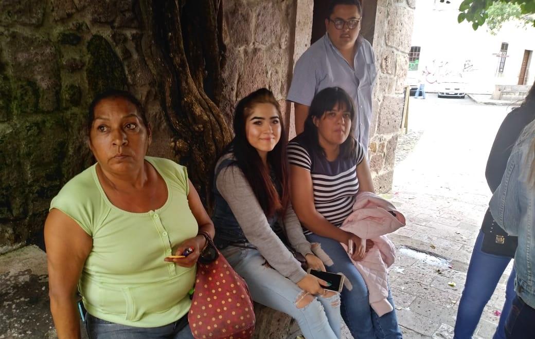 Photo of #Morelia Fans De Chiquis Rivera Y Lorenzo Méndez Esperan Ansiosos Grabación De Vídeo