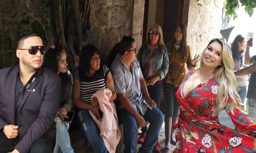 Photo of #Morelia Chiquis Rivera Mintió A Fans No Llegó A Grabar Al Callejón Del Romance