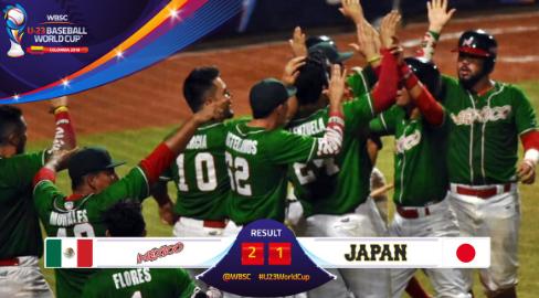 Photo of #Vídeo México Levanta La Copa Del Mundo De Béisbol