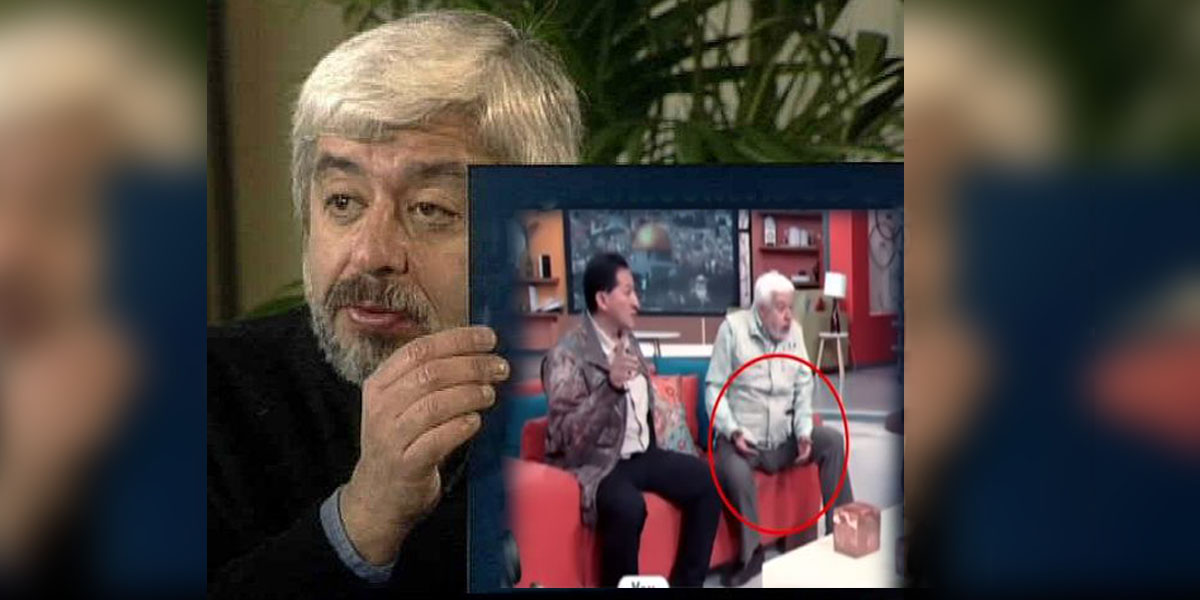 Photo of #VIDEO Jaime Maussan Sufre Erección En Pleno Programa