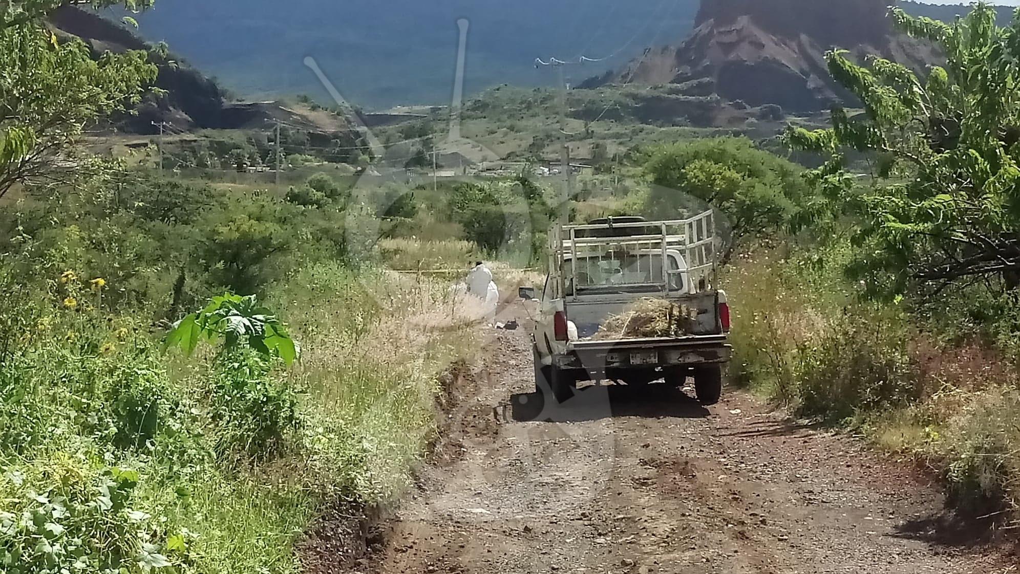 Photo of Encuentran Un Muerto Y Camioneta Robada En La Morelia-Cuto De La Esperanza