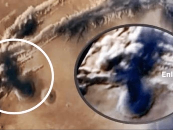 """Photo of #Vídeo Sorprende """"Militar"""" Sosteniendo Armamento En Marte"""