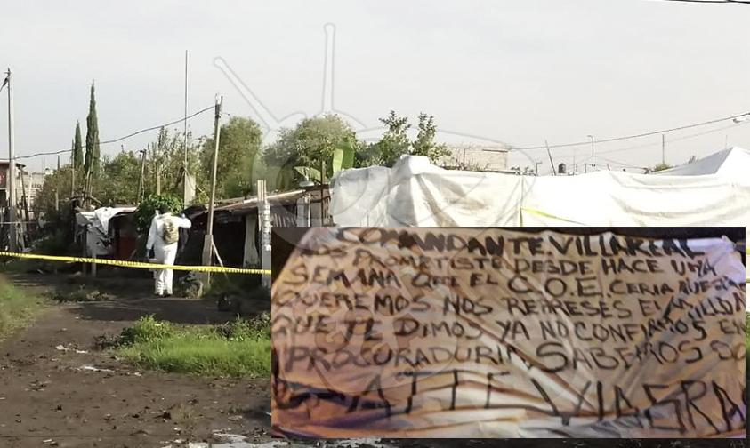 Photo of Agente Ministerial Asesinado Esta Mañana Había Sido Amenazado Con Narcomantas