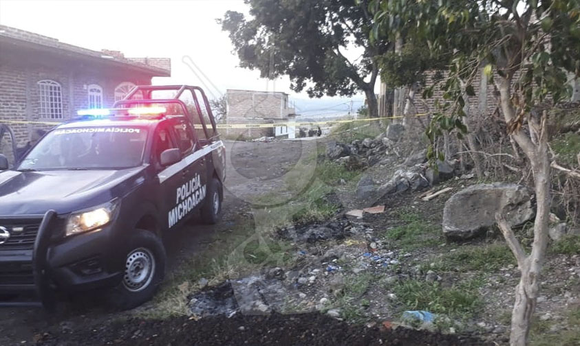 Photo of #Sahuayo Matan A Chavo A Balazos En Calle La Cruz