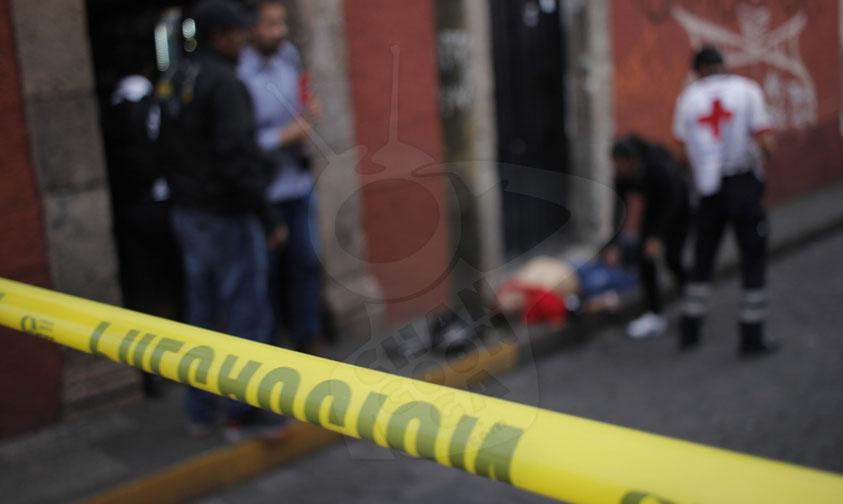 Photo of #Morelia Por Infarto Fulminante Fallece Adulto Mayor En Pleno Centro
