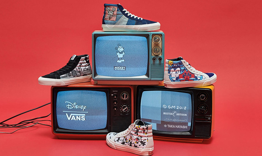 Photo of Preparan  Zapatos De Aniversario De Mickey Mouse