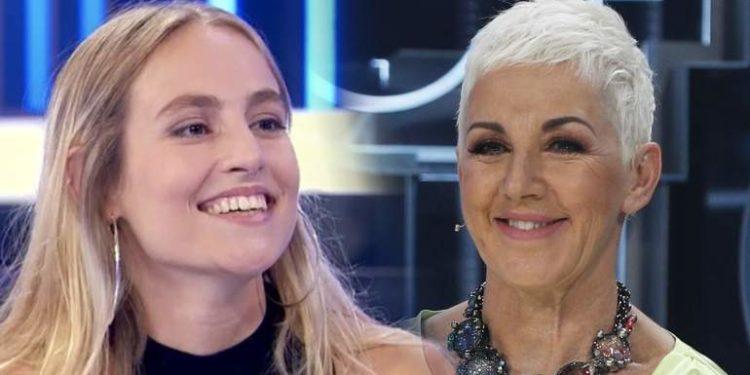 Photo of En Show De Talento Cambian Letra De Mecano Por Homófoba Y Ana Torroja Explota