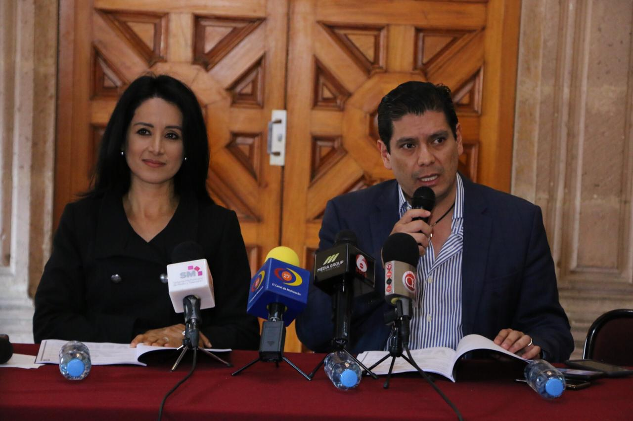 Photo of #Michoacán Presenta PVEM Su Agenda Legislativa