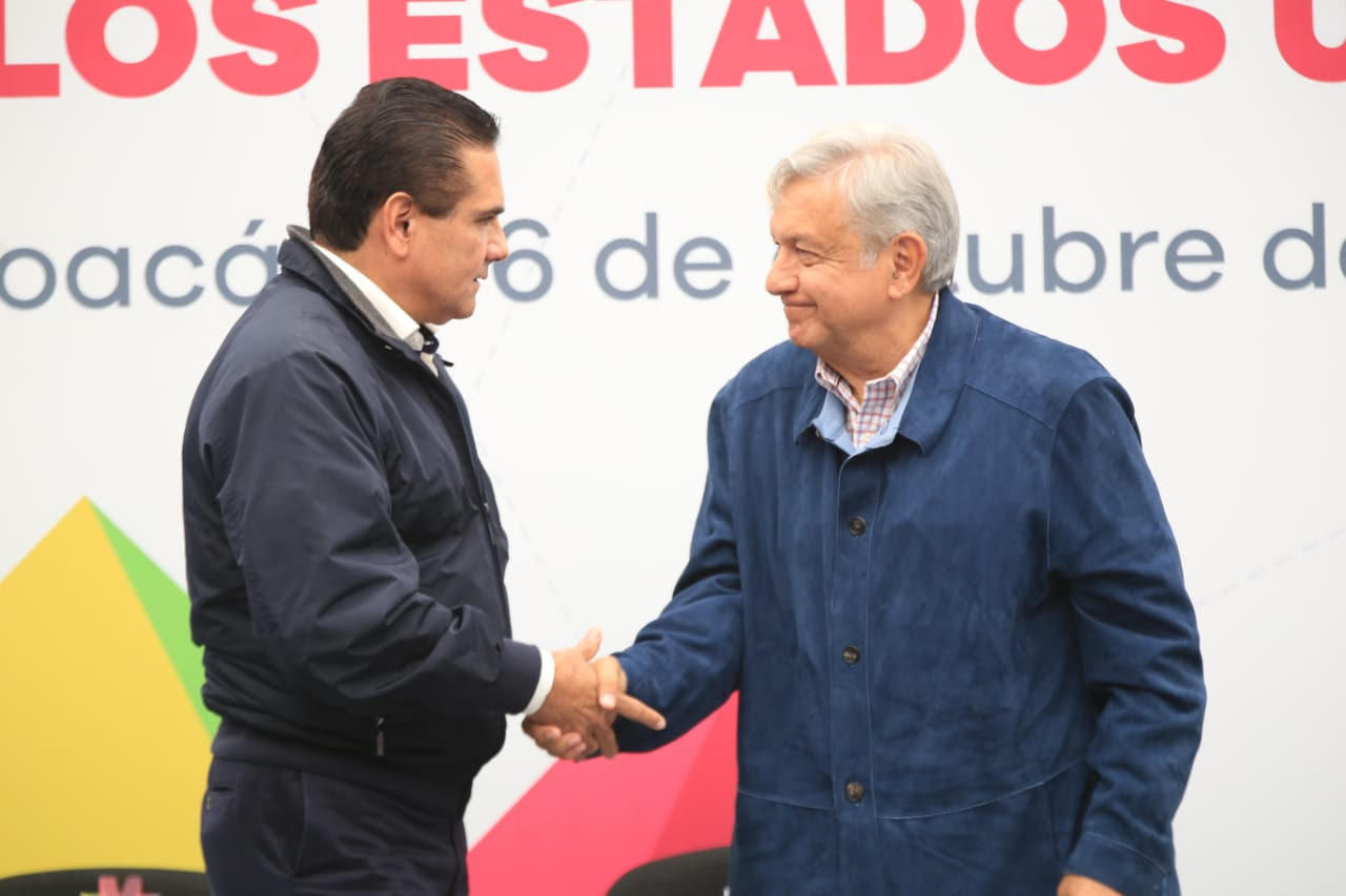 Photo of Tras Reunión, AMLO Asegura Que Diferencias Políticas Con Silvano Quedaron Atrás