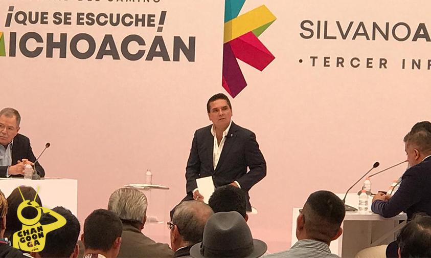 Photo of #QueSeEscuche Silvano Dice Sí A La Michoacana, NO A Las Nuevas Universidades