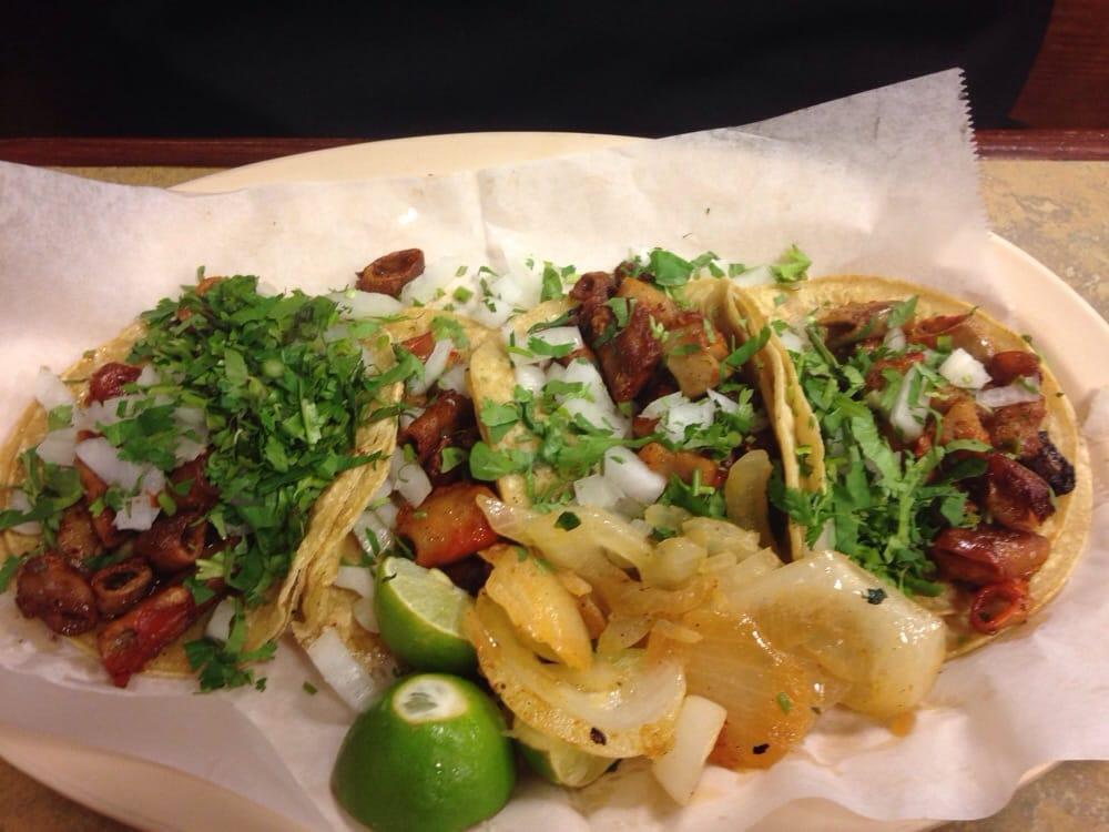 Photo of ¡Qué Sabroso! Tacos De Tripa Ofrecen Beneficios Para La Salud