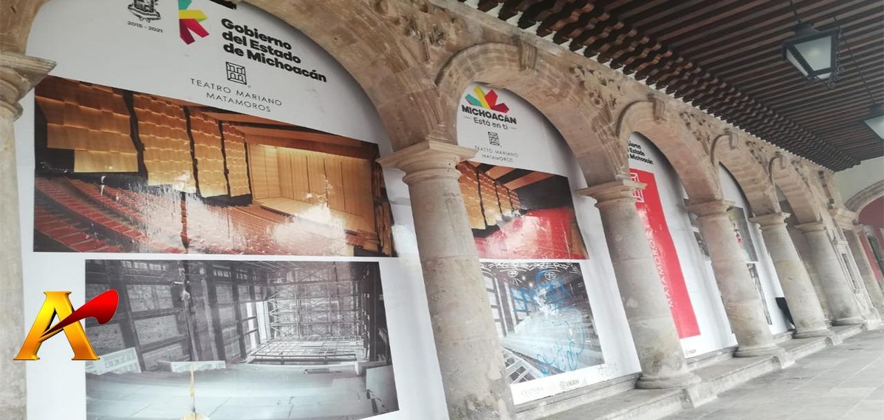 """Photo of Teatro Matamoros Un """"Barril Sin Fondo"""", Inyectarán 120 Mdp Más """"Y No Hay Pa´ Cuando"""""""