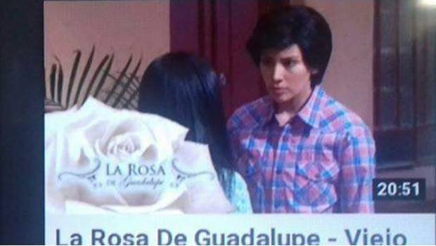 "Photo of #Video La Rosa De Guadalupe ¿Saca Capitulo De ""El Viejo Lesbiano""?"