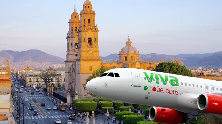 Photo of ¡Incluye Impuesto! Viaje Sencillo Con Viva Aerobus: Monterrey A Morelia 658 Y Tijuana-Morelia 1198 Baros