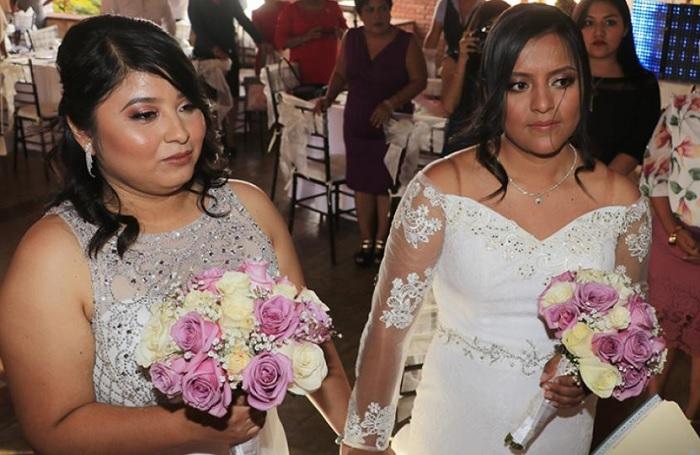 Photo of Se Registra El 1er Matrimonio Entre Mujeres En Oaxaca