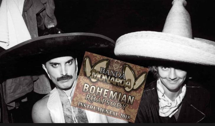 Photo of Así Suena Bohemian Rhapsody Estilo Morelia: Banda Monarca Rinde Homenaje A Queen