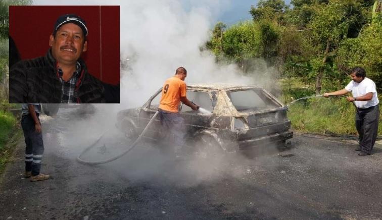 Cumplimentan orden de aprehensión a jefe de tenencia de Crescencio Morales