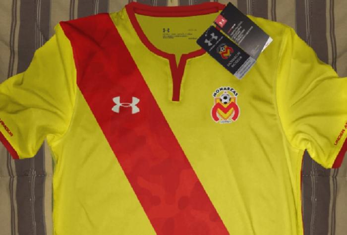 Photo of Circula Pic De Supuesta Nueva Playera De Monarcas Con Distinta Marca Patrocinadora