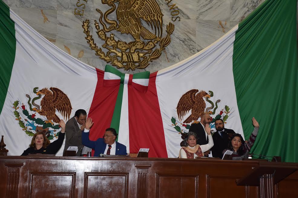 Photo of #Morelia 74 Legislatura Aprueba Agenda Legislativa 2018-2021