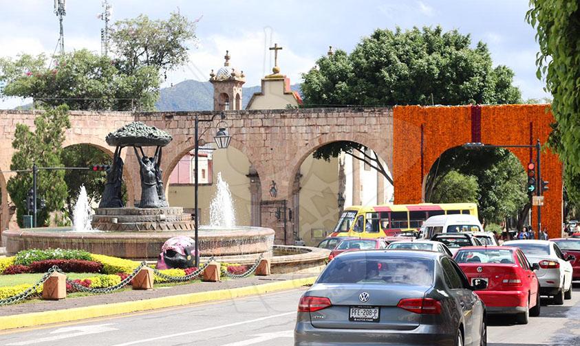 Photo of Decoración De Acueducto No Fue Inspirada En Coco, Se Equivoca Director: Sectur Morelia