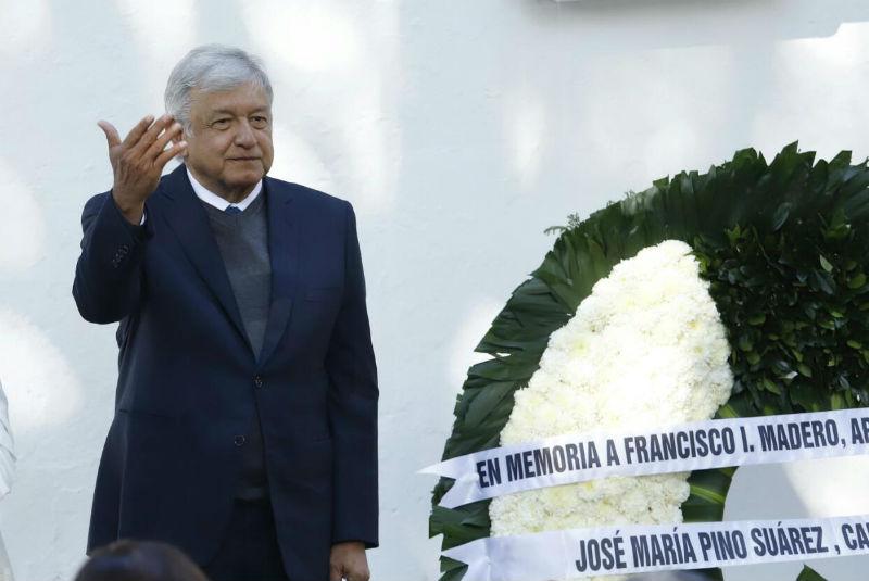 Photo of AMLO Asegura Que Habrá Perdón A Los Corruptos