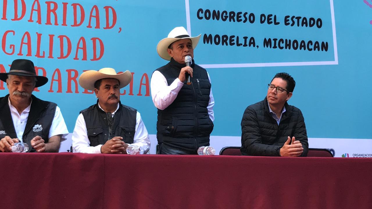 Photo of Con Todo El Apoyo De Arvízu Para A.C.'S De Michoacán