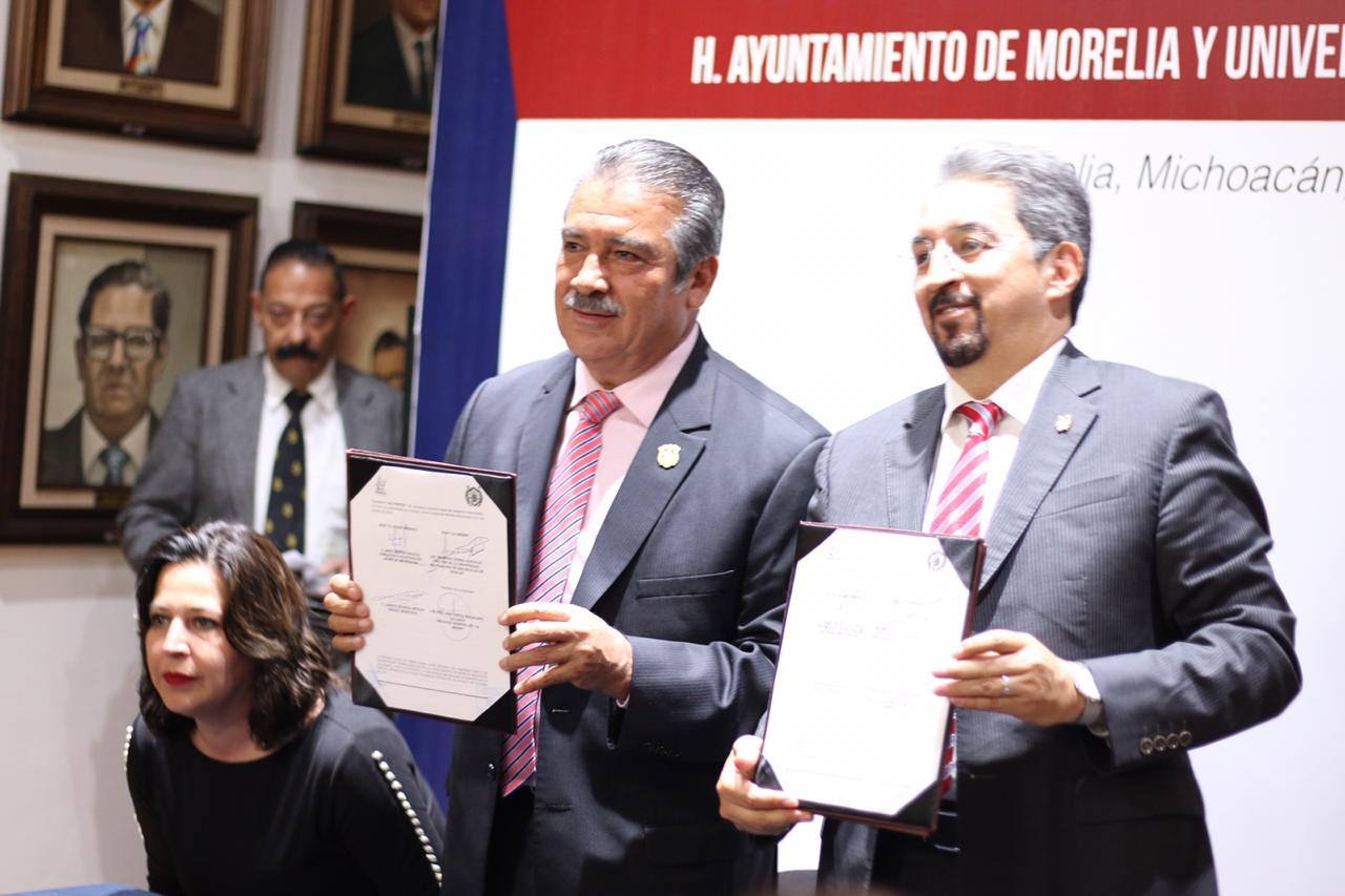 Photo of #Morelia Ayuntamiento Tomará Decisiones Con Base A La Opinión De La UMSNH
