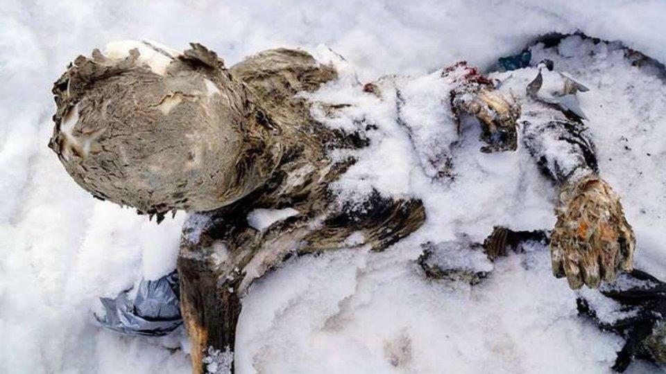 Photo of Rescatan 3 Cuerpos De Alpinistas En Pico De Orizaba, Tras 60 Años De Estar Congelados
