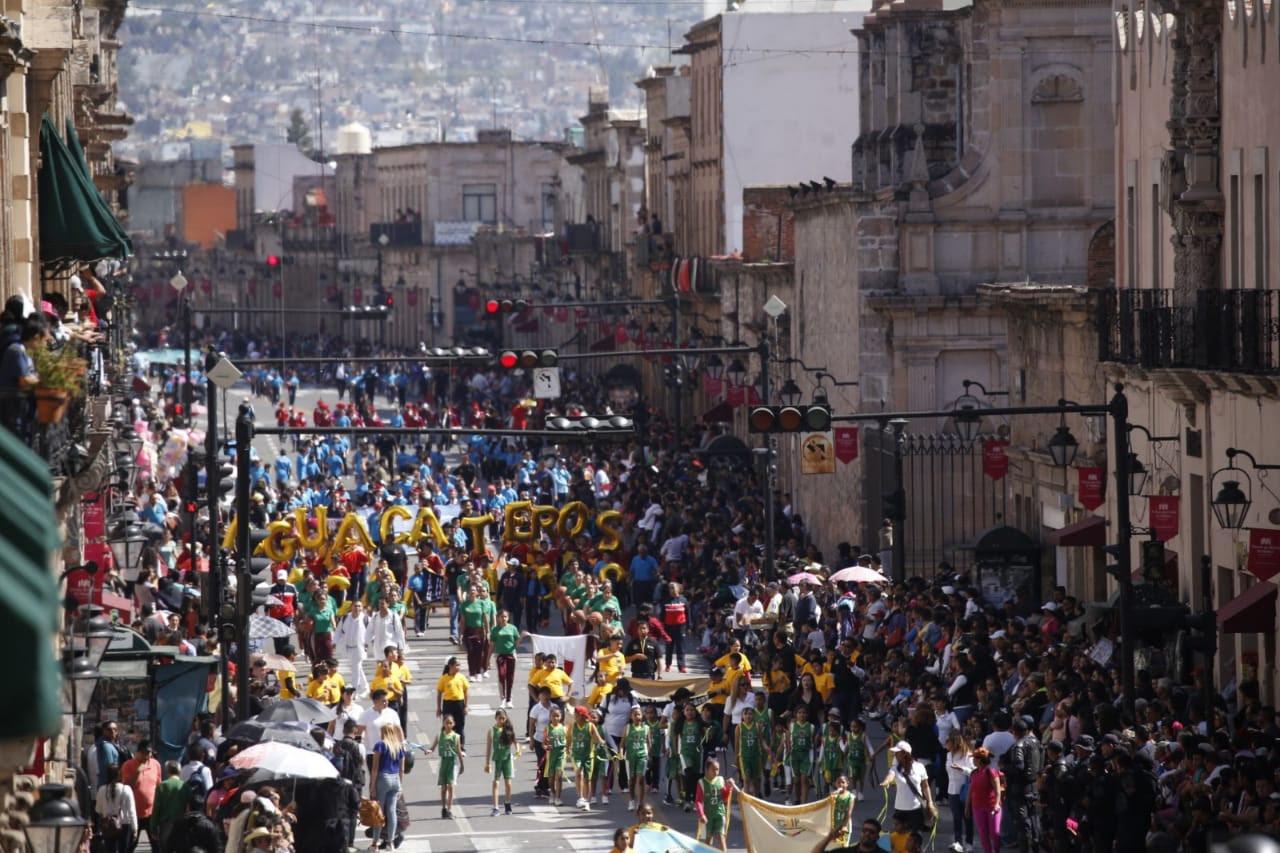 Photo of #Michoacán Todo Tranqui Durante El Desfile Según Autoridades