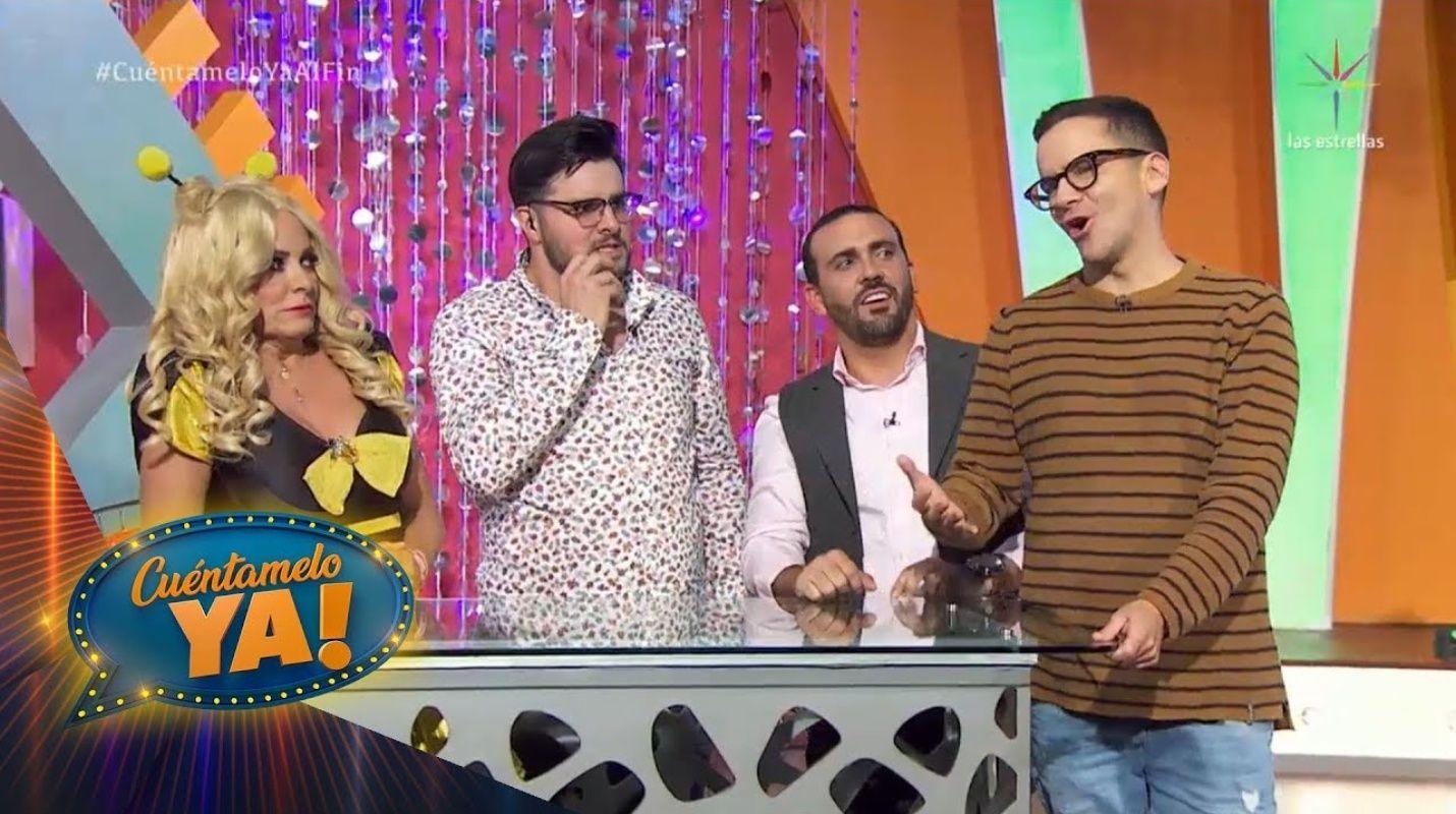 """Photo of #Vídeo En Pleno Show """"Deyanira Rubí"""" Humilla A Mauricio Mancera Y Le Dice """"Segundón"""