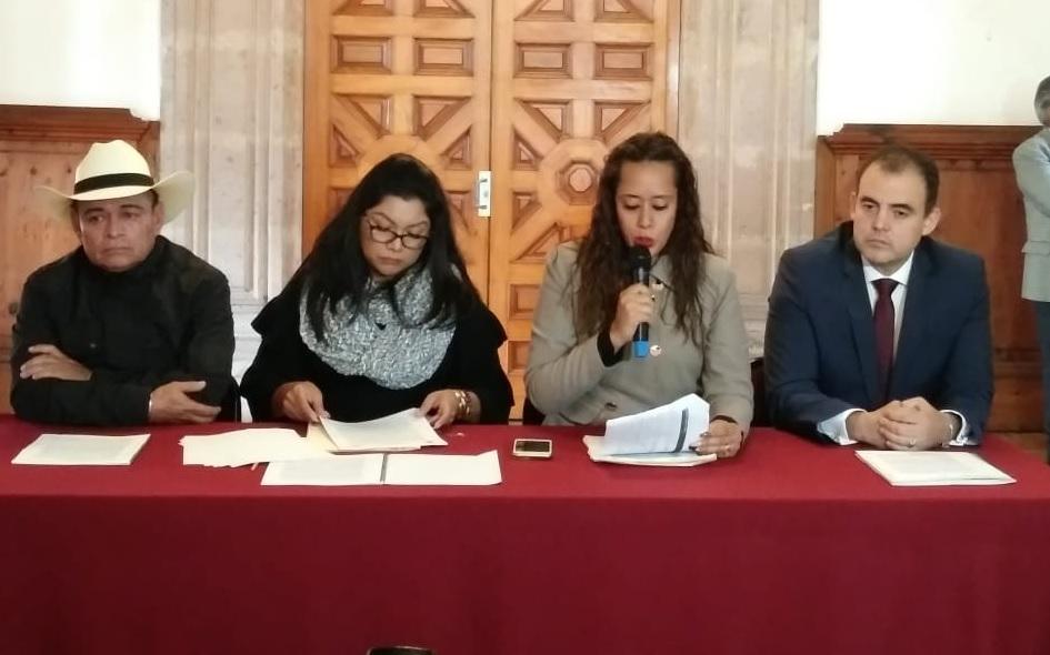 Photo of #Michoacán Diputados Del PT Presentan Agenda Legislativa
