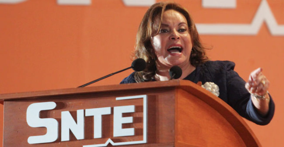 Photo of Elba Esther Gordillo Otra Vez Va Por Dirigencia Del SNTE