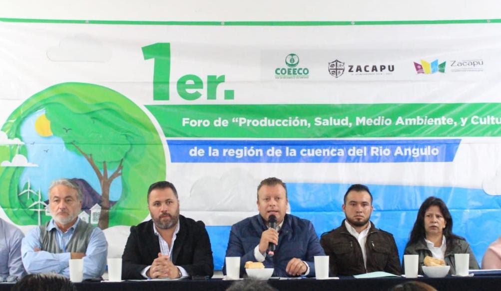 Photo of #Michoacán Realizan 1er Foro De Producción, Salud, Medio Ambiente Y Cultura Ambiental