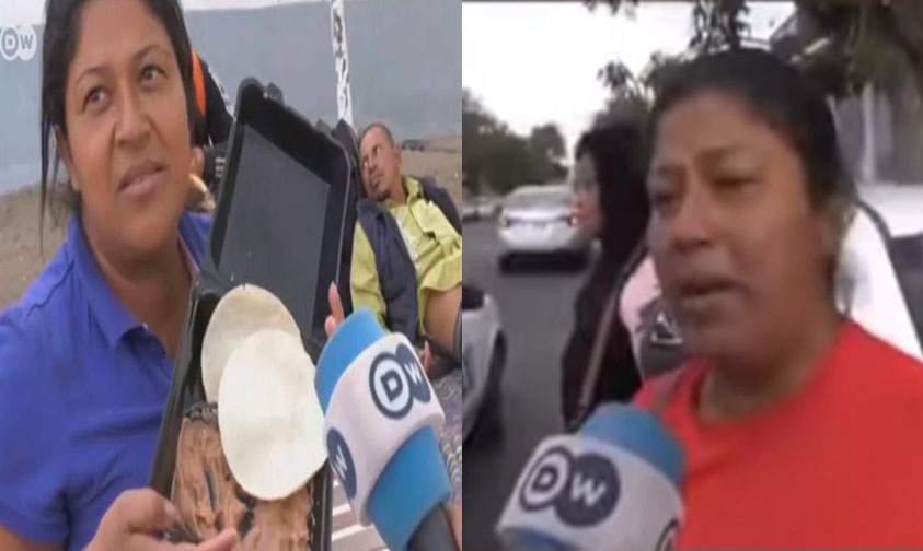 Photo of #Vídeo Migrante Hondureña Que No Quiso Frijoles Con Tortilla Pide Perdón A Mexicanos