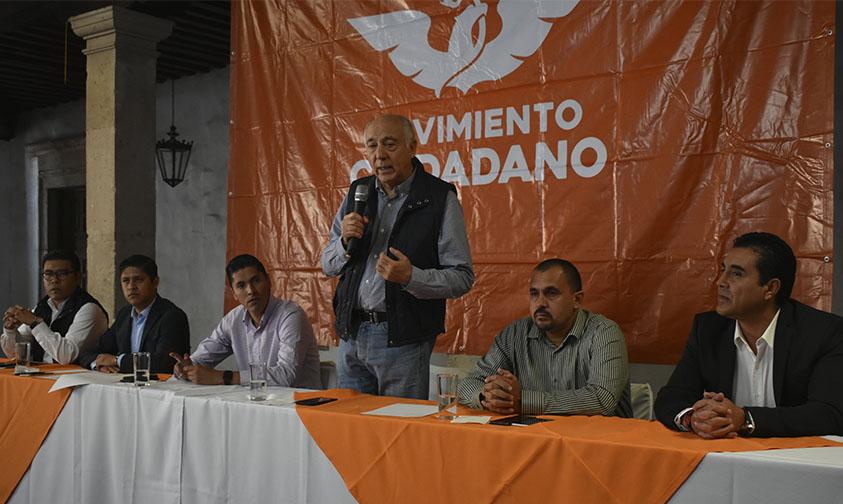 Photo of MORENA Condiciona Programas Federales A Alcaldes A Cambio De Moche: Manuel Antúnez