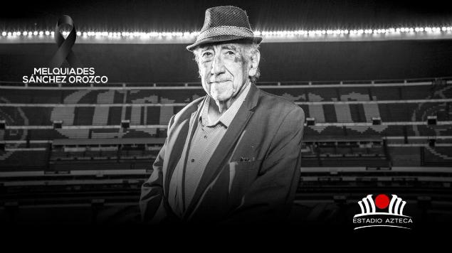 Photo of Muere Voz Oficial Del Estadio Azteca Y Canal 5 A Los 90 Años